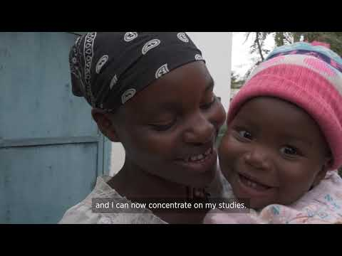 Towards Ending Adolescent Pregnancy in Zambia | Christabel's Story