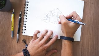 Top 6 Architecture Sketching Techniques