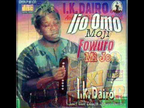 Chief I.K. Dairo - Mama Mi Ose Abiyamo (IKLPS16B)