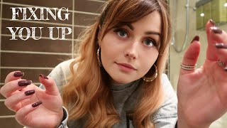[ASMR] Giving You First Aid - You Fell! Let me Take Care of You!