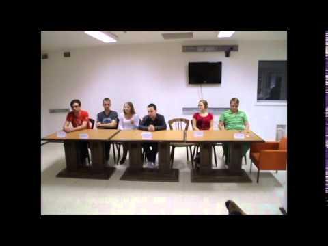 Predvolebná diskusia bří Žůrků 22. 10. 2014
