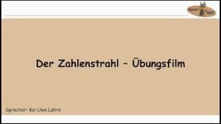2.1.2 DER ZAHLENSTRAHL ÜBUNGSFILM