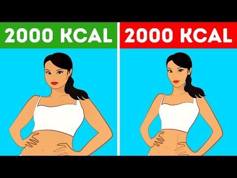 Tossine nelle cellule adipose perdita di peso