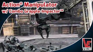 Action® Manipulator w Combo Grapple-Impactor™