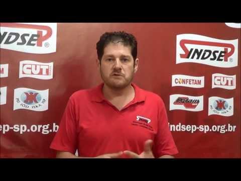 Sérgio Antiqueira fala sobre Ato que reuniu mais de 3000 servidores