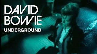 """Video thumbnail of """"David Bowie - Underground (Official Video)"""""""