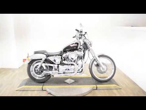 1997 Harley-Davidson Sportster 1200 in Wauconda, Illinois - Video 1