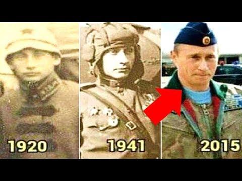 Proof Of Time Travel? People Claim That Vladimir Putin Is Immortal