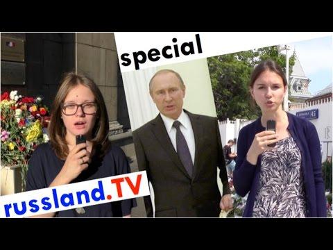 Terror in Nizza – Reaktion in Russland [Video]