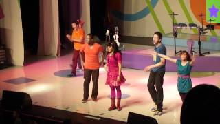 Twist and Shout & Great Day - The Fresh Beat Band
