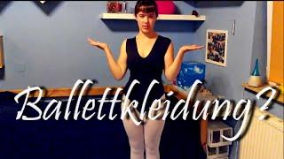 Was zieht man zum Ballett an?