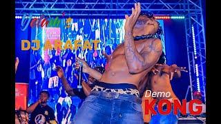DJ Arafat Présente La Danse Kong Au Yelam's : 100819 ( Dernier Spectacle De L'Artiste )