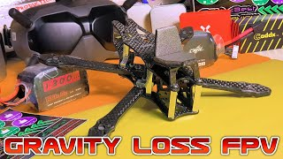 ✅ Рама Gravity Loss Fpv - RODIN Fpv Pro! Сделано в Украине! Пожизненная Гарантия!