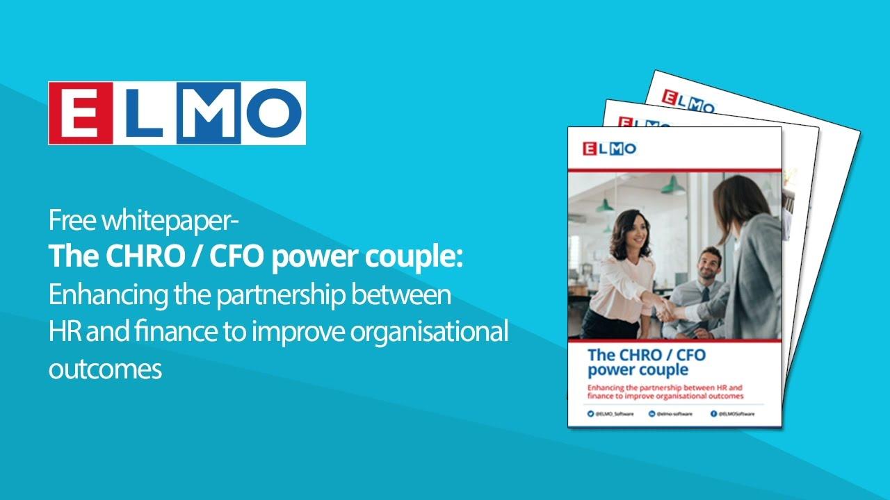 The CHRO / CFO power couple preview