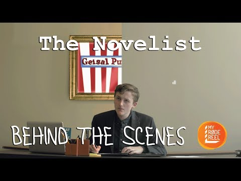 THE NOVELIST | My Rode Reel 2017 BTS