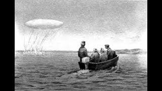 На  Байкале вновь зафиксировали аномальные явления. НЛО вылетает из озера.Тайны антимира. Док. фильм