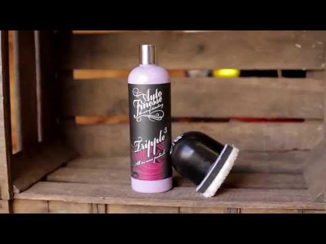 Auto Finesse Tripple All in one polish - 500ml in Lahore