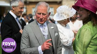 Prince Charles Hosts Garden Party At Buckingham Palace