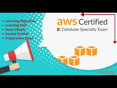 How to prepare for AWS Certified Database Specialty ? - YouTube