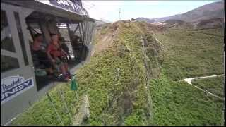 Erik's 134 Meters Bungyjump