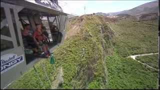 Erik's 134 Meters Bungyjump