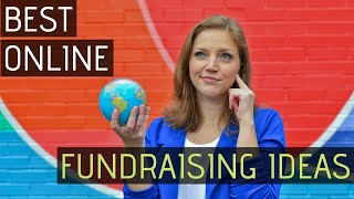 Best ONLINE Fundraising Ideas For Nonprofits