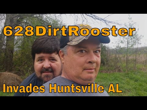 Dirt Rooster Invades My Bee Space And Severe Weather Follows