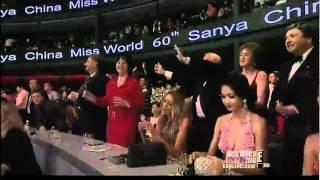 Miss World 2010 Crowning Moment - Alexandria Mills - USA