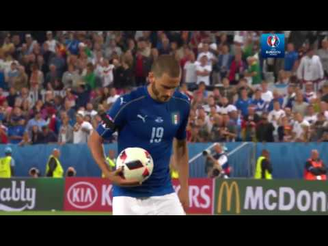 Germany - Italy EURO 2016 - Penalties (quarter finals)