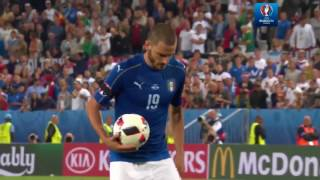 Germany   Italy EURO 2016   Penalties (quarter Finals)