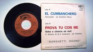 """Borghetti Sound - """"Prova tu con me"""" (ABBA Italian cover - """"Take a chance on me"""", 1978)"""