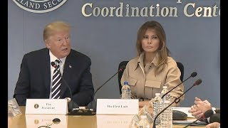 Melania Trump Makes First Media Appearance In 27 Days