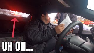 I Got PULLED OVER By FOUR NASSAU COUNTY COPS(NY Police) In My CAMMED CAMARO SS! **RIDICULOUS**
