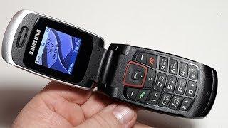 Samsung C260. Реставрация, Восстановление, Ремонт ретро телефона. Что внутри телефона ?