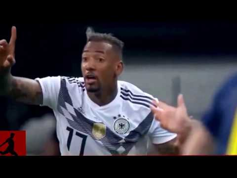 ملخص و اهداف مباراة المانيا والسويد 2-1 كاملةHD - هدف قاتل- من امضا توني كروس