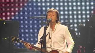"Paul McCartney- ""Another Girl""- Buffalo, NY. October, 22, 2015"