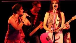 Ya fue - Fabiana Cantilo e Hilda Lizarazu (Boris Club 22-11-2012)