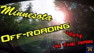 Minnesota Deep Forest Offroading