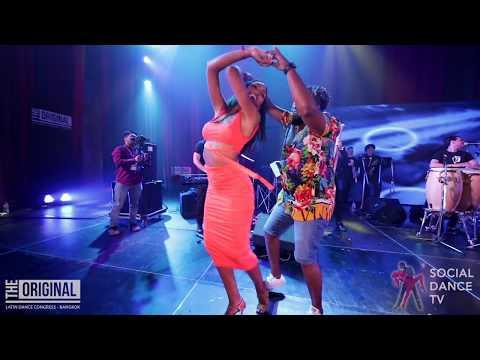Moe Flex & Bersy Cortez - Social Dancing | The Original Latin Dance Congress 2019 (Bangkok)