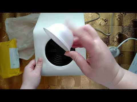 Пылесос для ногтей с АлиЭкспресс.