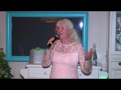 Ведуча на виїздну церемонію, Ведуча на весілля, відео 1