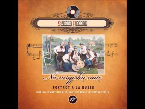 Adam Aston - Towariszcz Sonia (Syrena Record)