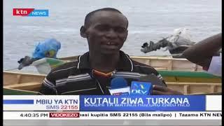 Ziwa Turkana ina mandhari ya kuvutia