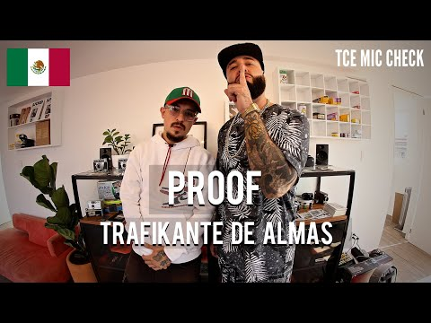 Proof & Trafikante De Almas - Gambeta [ TCE Mic Check ]
