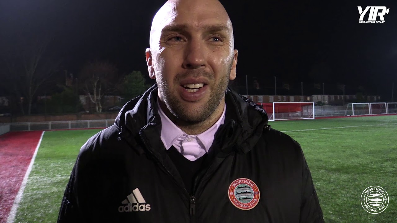 Post Match Interview: Carshalton [H] – League
