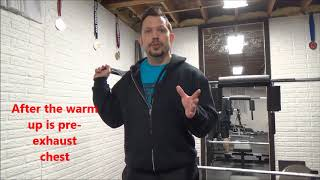 How to keep the shoulder happy while benching using the Shoulder Saver