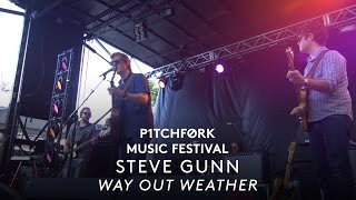 "Steve Gunn Performs ""Way Out Weather""   Pitchfork Music Festival 2015"