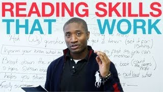 Reading skills that work - for tests and in class