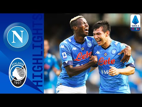 Napoli 4-1 Atalanta | Hosts Score 4 Goals In 20 Minutes! | Serie A TIM