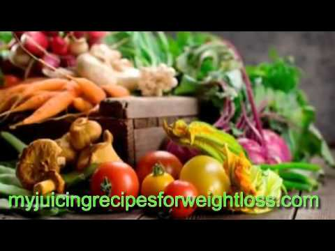 Video Very low Calorie Juice Recipes